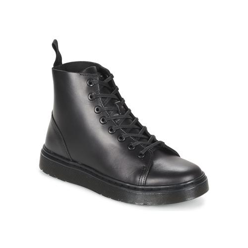 Chaussures Baskets montantes Dr Martens TALIB Noir