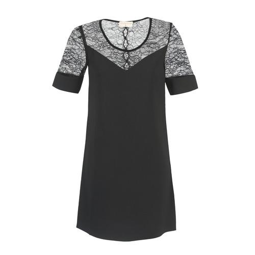 Vêtements Femme Robes courtes Moony Mood FUFU Noir