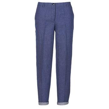 Vêtements Femme Pantalons 5 poches Armani jeans JAFLORE Bleu