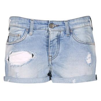 Vêtements Femme Shorts / Bermudas Armani jeans JUTELAPO Bleu