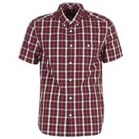 Vêtements Homme Chemises manches courtes DC Shoes ATURA 5 SS Rouge