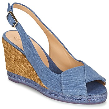 Chaussures Femme Sandales et Nu-pieds Castaner BRIANDA Bleu
