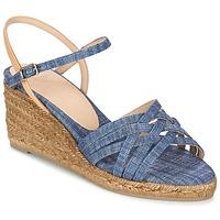 Chaussures Air max tnFemme Sandales et Nu-pieds Castaner BETSY Bleu / Beige