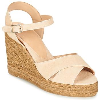 Chaussures Femme Sandales et Nu-pieds Castaner BLAUDELL Nude