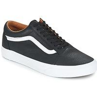 Chaussures Homme Baskets basses Vans OLD SKOOL Noir / Blanc