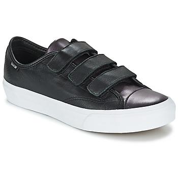 Chaussures Femme Baskets basses Vans PRISON ISSUE Noir