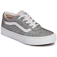 Chaussures Enfant Baskets basses Vans MILTON Paillettes multicolores