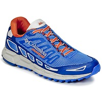 Chaussures Air max tnHomme Running / trail Columbia BAJADA™ III Bleu / Orange