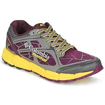 Chaussures Femme Running / trail Columbia CALDORADO™ II Framboise
