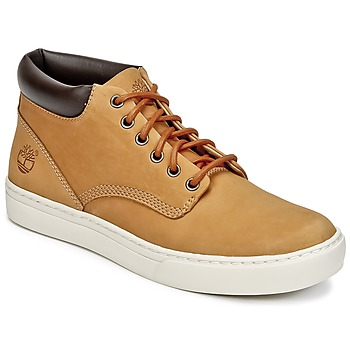 Chaussures Homme Baskets montantes Timberland ADVENTURE 2.0 CUPSOLE CHK Marron