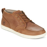 Chaussures Homme Baskets basses Timberland FULK LP CHUKKA MT LEATHER Marron