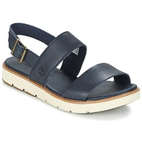 Chaussures Femme Sandales et Nu-pieds Timberland BAILEY PARK SLINGBACK Marine