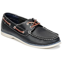 Chaussures Enfant Chaussures bateau Timberland SEABURY CLASSIC 2EYE BOAT Bleu