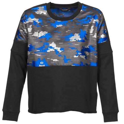 Vêtements Femme Sweats Eleven Paris FORTEX Noir / Bleu