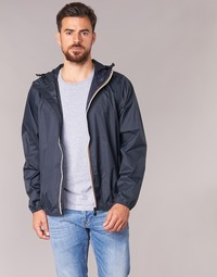 Vêtements Coupes vent K-Way LE VRAI CLAUDE 3.0 Marine