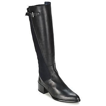 Chaussures Femme Bottes ville Stephane Gontard GIOVANI Noir
