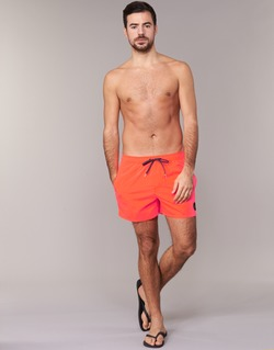 Vêtements Homme Maillots / Shorts de bain Quiksilver EVERYDAY SOLID VOLLEY 15 Rouge