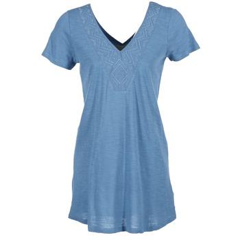 Vêtements Femme Robes courtes Roxy DUSTIN Bleu