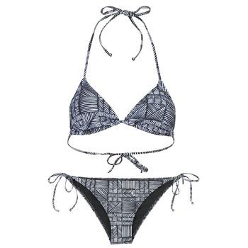 Vêtements Femme Maillots de bain 2 pièces Roxy DOLTY Noir / Blanc
