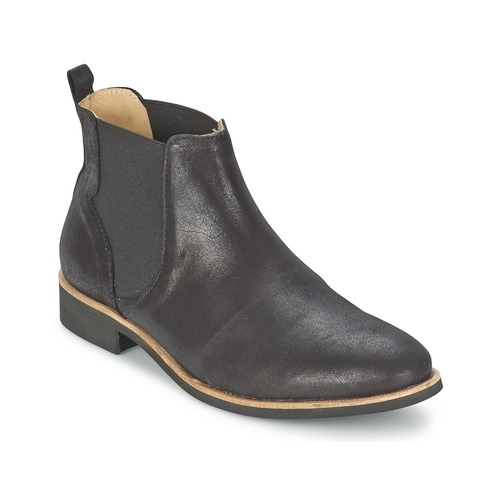 Chaussures Femme Boots Petite Mendigote LONDRES Noir