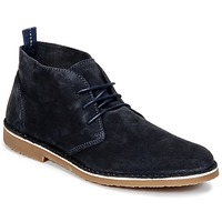 Chaussures Homme Boots Selected ROYCE NEW Marine