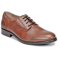 Chaussures Homme Derbies Selected OLIVER Cognac