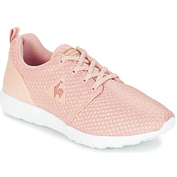 Chaussures Air max tnFemme Baskets basses Le Coq Sportif DYNACOMF W FEMININE MESH Rose