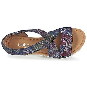 Gabor WOLETTE Bleu / Violet