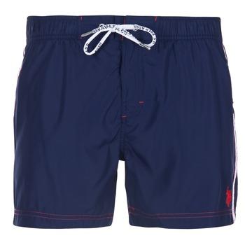 Vêtements Homme Maillots / Shorts de bain U.S Polo Assn. AXEL SWIM TRUNK MED Marine