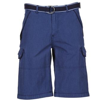 Vêtements Homme Shorts / Bermudas Oxbow ARGAMAB Marine