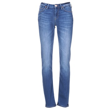 Vêtements Femme Jeans slim Lee ELLY Bleu Medium