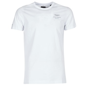 Vêtements Homme T-shirts manches courtes Hackett VEZINO Blanc