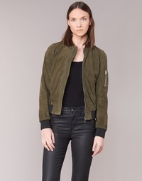 Vêtements Femme Vestes en cuir / synthétiques Redskins NAAS Kaki
