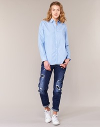 Vêtements Femme Jeans boyfriend G-Star Raw ARC 3D LOW BOYFRIEND Bleu Brut