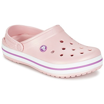 Chaussures Femme Mules Crocs CROCBAND Rose