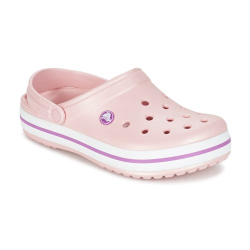 Chaussures Sabots Crocs CROCBAND Rose