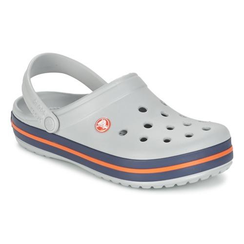 Chaussures Sabots Crocs CROCBAND Gris