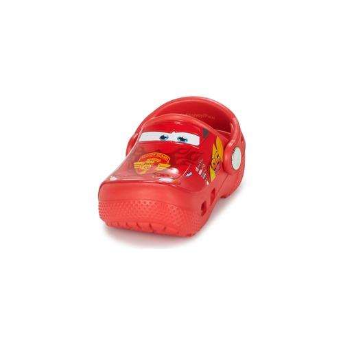Crocs Crocs Funlab Light Cars 3 Movie Clog Rouge