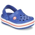 Chaussures Garçon Sabots Crocs Crocband Clog Kids Bleu