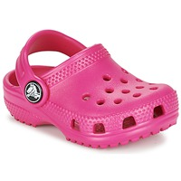 Chaussures Air max tnFille Sabots Crocs Classic Clog Kids Rose