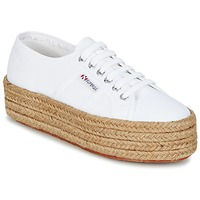 Chaussures Femme Baskets basses Superga 2790 COTROPE W Blanc