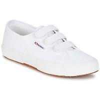 Chaussures Femme Baskets basses Superga 2750 COT3 VEL U Blanc