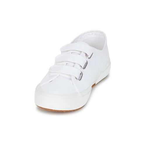 U Superga 2750 Vel Blanc Cot3 vbfgY67y