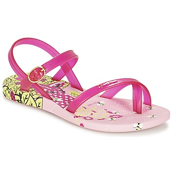 Chaussures Fille Sandales et Nu-pieds Ipanema FASHION SANDAL IV KIDS Rose