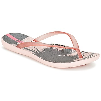 Chaussures Femme Tongs Ipanema WAVE TROPICAL Rose