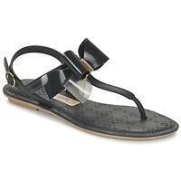 Chaussures Femme Sandales et Nu-pieds Grendha SENSE SANDAL Noir