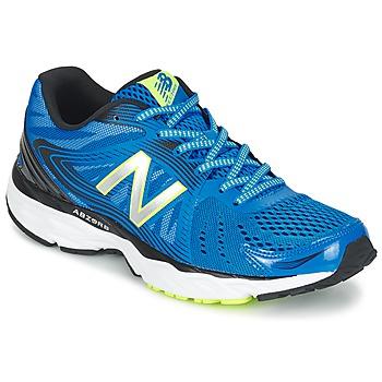 Chaussures Air max tnHomme Running / trail New Balance M680 Bleu