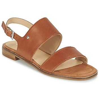 Chaussures Femme Sandales et Nu-pieds Marc O'Polo MIKILOP Cognac