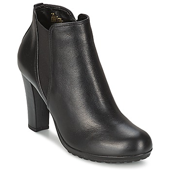 Chaussures Femme Low boots Dune London PUG BLACK