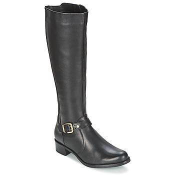 Chaussures Femme Bottes ville Dune London TIPPLER BLACK